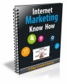 Internet Marketing Know How Course PLR Autoresponder ...