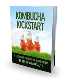 Kombucha Kickstart MRR Ebook