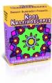 Kool Kaleidescopes Coloring Book MRR Ebook