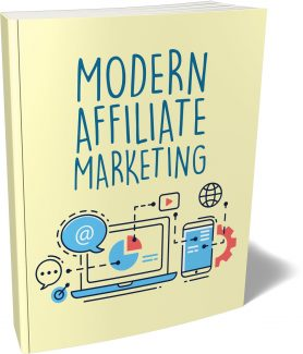 Modern Affiliate Marketing MRR Ebook