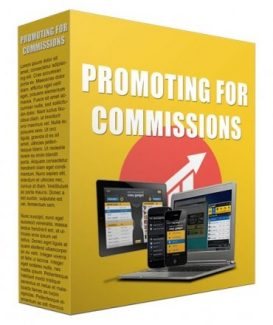 Promoting For Commissions PLR Article