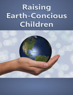 Raising Earth-conscious Kids PLR Ebook