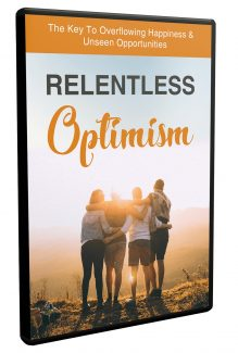 Relentless Optimism Video Upgrade MRR Video With Audio