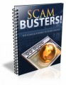 Scam Busters Report PLR Ebook