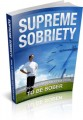 Supreme Sobriety MRR Ebook