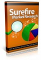 Surefire Market Research PLR Video With Audio
