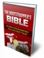The Bootstrapper's Bible PLR Ebook