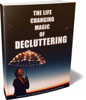 The Life Changing Magic Of Decluttering MRR Ebook