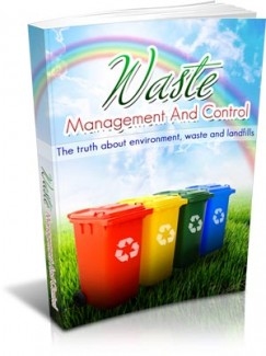 Waste Management And Control Give Away Rights Ebook
