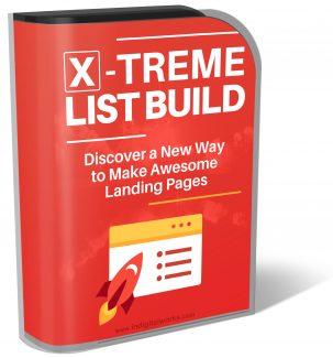 X-treme List Build Plugin Resale Rights Software