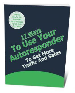 17 Ways To Use Your Autoresponder PLR Ebook