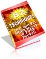 82 Techniques : More Money Into Your Pocket Resale ...