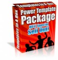 Power Template Package Plr Template