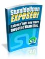 Stumbleupon Exposed PLR Ebook With Audio & Video