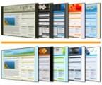 10 Niche Ready Wordpress Themes PLR Template
