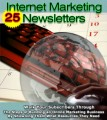 25 Internet Marketing Newsletters Mrr Autoresponder Messages