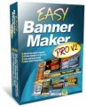 Easy Banner Maker Pro V2 Personal Use Graphic