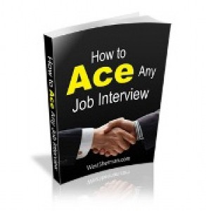 How To Ace Any Job Interview MRR Ebook
