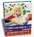 1000 In One Week On Ebay PLR Ebook