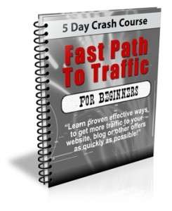 Fast Path To Traffic Plr Autoresponder Messages