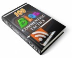 100 Blog Commenting Tactics Plr Ebook