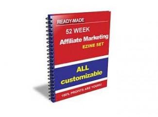 Affiliate Marketing Ecourse PLR Autoresponder Messages