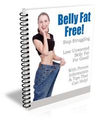 Belly Fat Free Ecourse PLR Autoresponder Messages