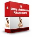 Dating  Relationship Plr Articles V10 PLR Article