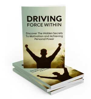 Driving Force Within MRR Ebook