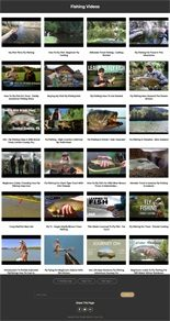 Fishing Instant Mobile Video Site MRR Software