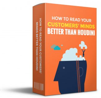 How To Read Your Customers Minds Giveaway Rights Ebook