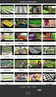 Hydroponics Gardening Instant Mobile Video Site MRR Software