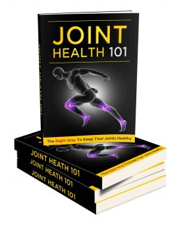 Joint Health 101 MRR Ebook