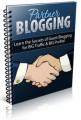Partner Blogging PLR Ebook
