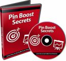 Pin Boost Secrets PLR Video With Audio