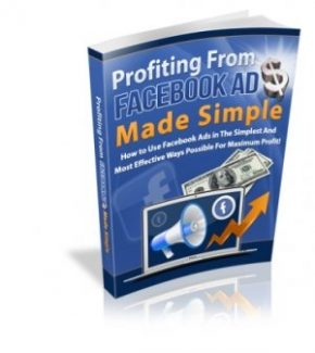 Profiting From Facebook Ads MRR Ebook