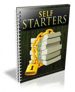Self Starters PLR Ebook