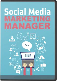 Social Media Marketing Manager MRR Ebook With Video