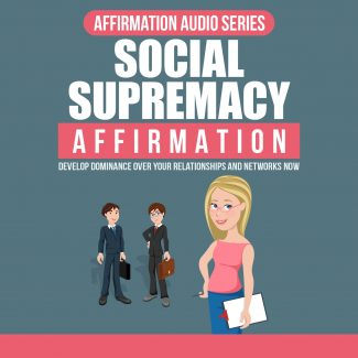 Social Supremacy Affirmation MRR Audio