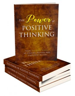 The Power Of Positive Thinking V2 MRR Ebook