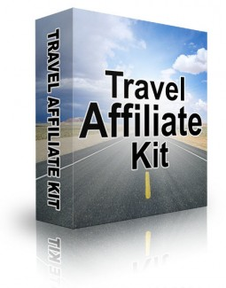 Travel Affiliate Kit 2014 Resale Rights Ebook With Video